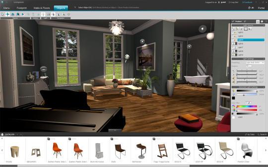 Roomeon 3D-Planner