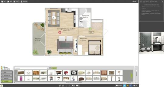 RoomSketcher Home Designer