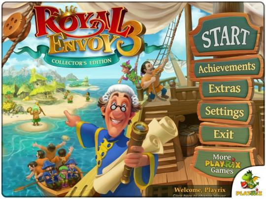 Royal Envoy 3 CE