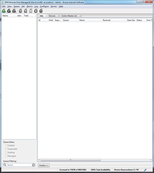 RPM Remote Print Manager Elite (32-bit)