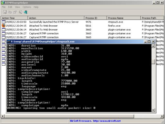 RTMPDumpHelper (64-bit)