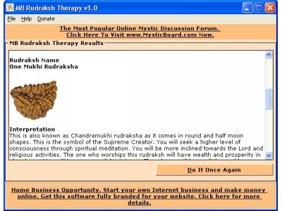 Rudraksh Therapy