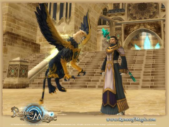 Runes of Magic Chapter II - The Elven Prophecy