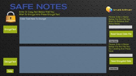 Safe Notes for Windows 8