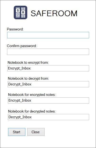 Saferoom Windows (x86)