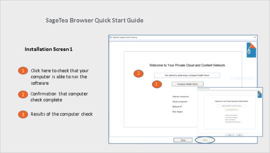 SageTea Browser