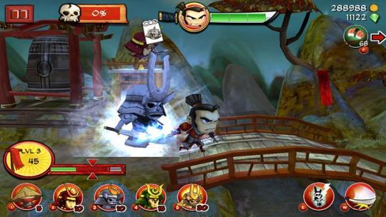Samurai vs Zombies Defense for Windows 8