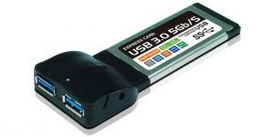 SANOXY CA-U3EXP ExpressCard USB 3.0 Super Speed (Winows Vista)
