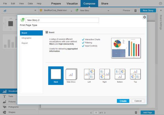 SAP BusinessObjects Lumira