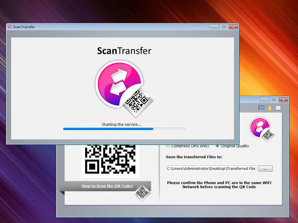 ScanTransfer