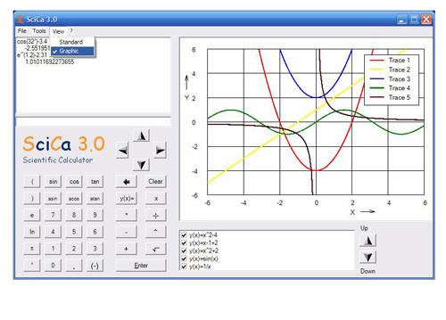 SciCa - Scientific Calculator