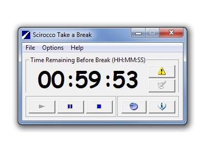Scirocco Take a Break