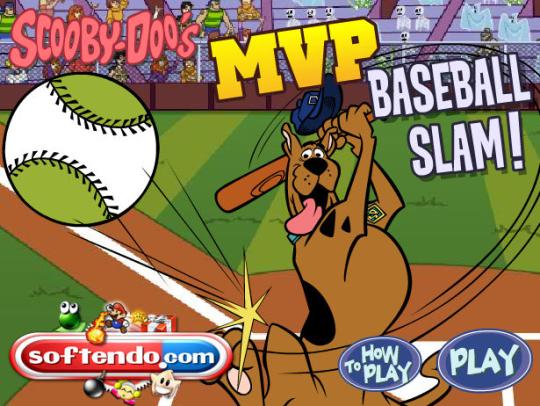 Scooby Doo Baseball