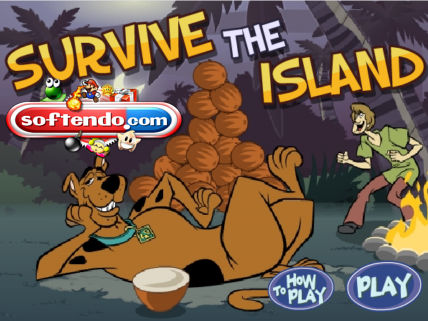 Scooby Doo The Survival Island