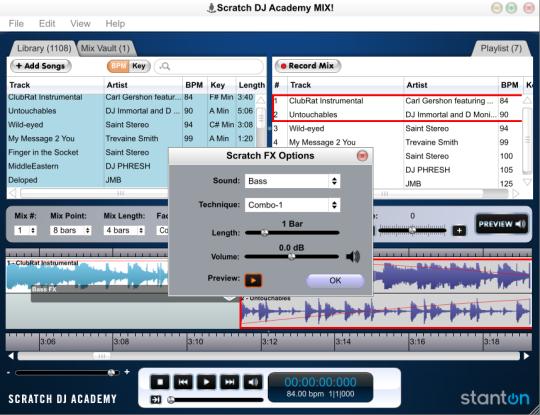 Scratch DJ Academy MIX
