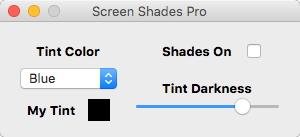 Screen Shades Pro