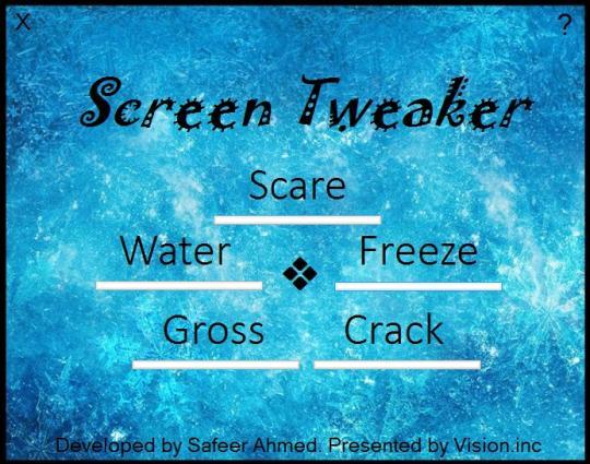 Screen Tweaker
