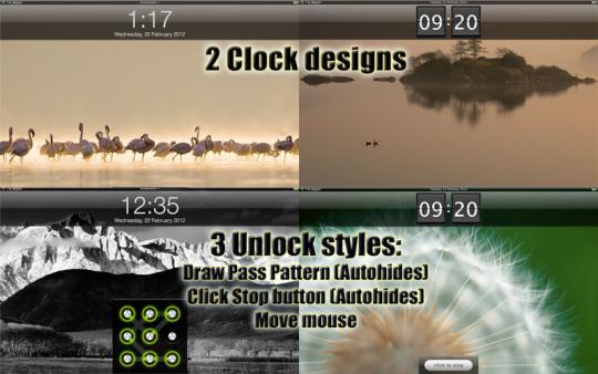 Screensaver +