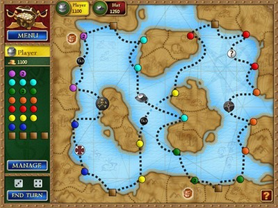 Sea Bounty Game