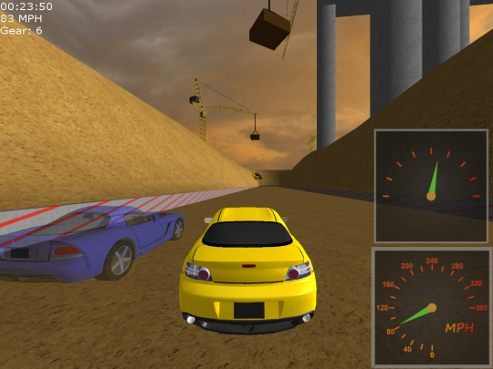 Seam Racing