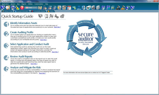 Secure Oracle Auditor