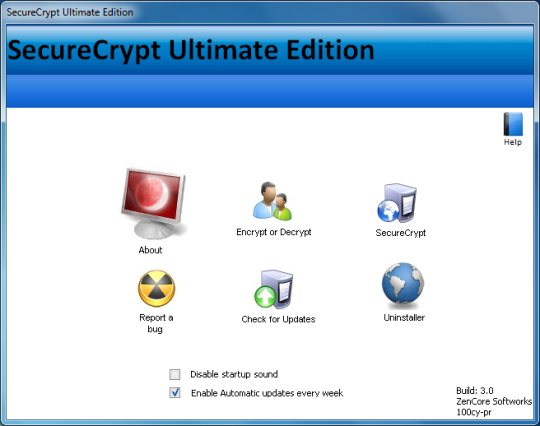 SecureCrypt Ultimate Edition