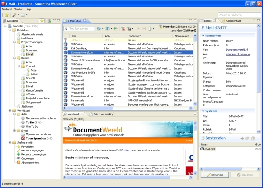 Semantica DMS Community Edition