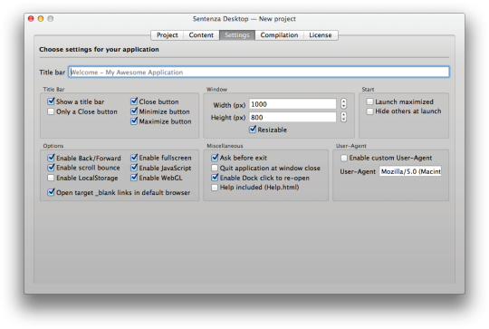 Sentenza Desktop