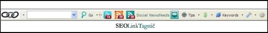 SEO LinkTagstic Search Marketing Toolbar