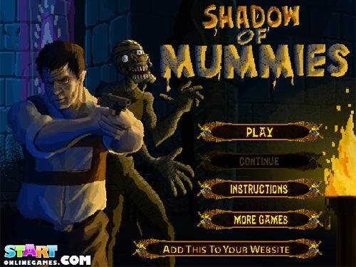 Shadow of Mummies