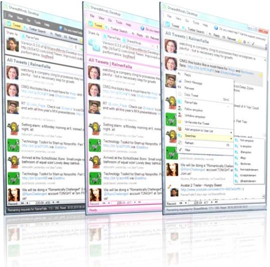 SharedMinds Desktop