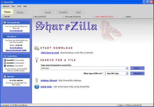 ShareZilla