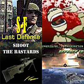 Shooter Games Pack
