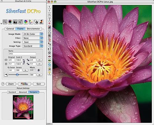 SilverFast DC Pro (Mac)