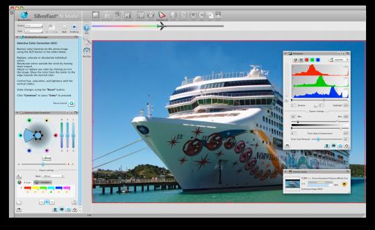 SilverFast Epson Scanner Software