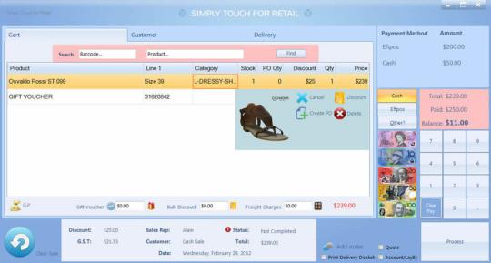 Simply POS for Retail