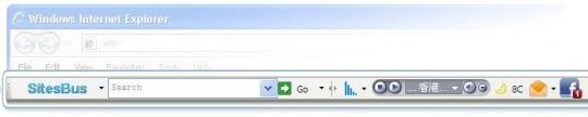 SitesBus Toolbar