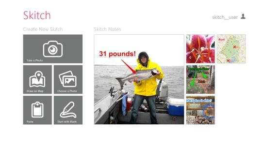 Skitch for Windows 8