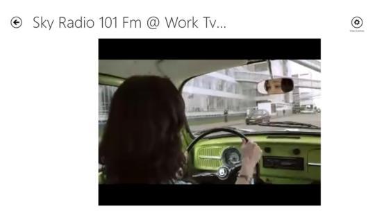 SkyMusic Video for Windows 8