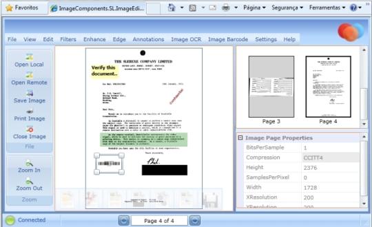 SL Image Components SDK
