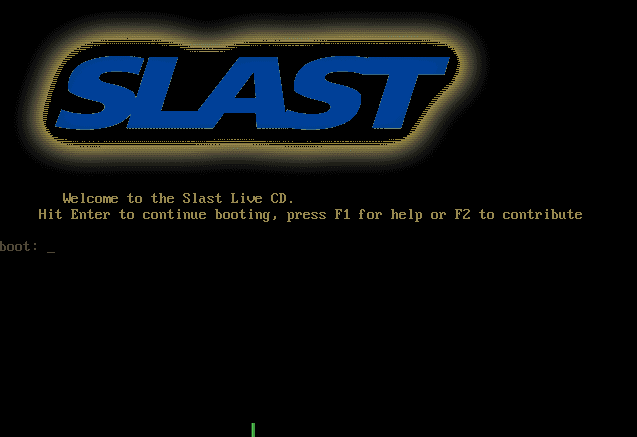 Slast LFS