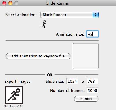 Slide Runner