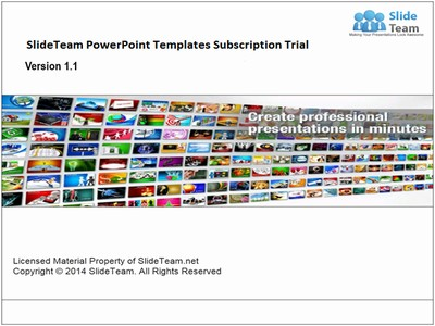 SlideTeam PowerPoint Templates