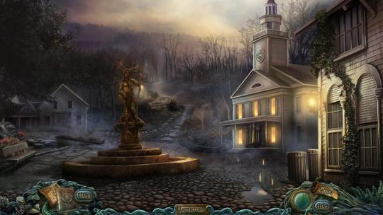 Small Town Terrors: Pilgrim's Hook CE