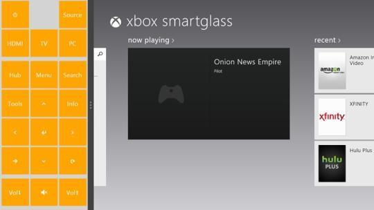 Smart Remote for Windows 8