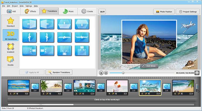 SmartShow3D