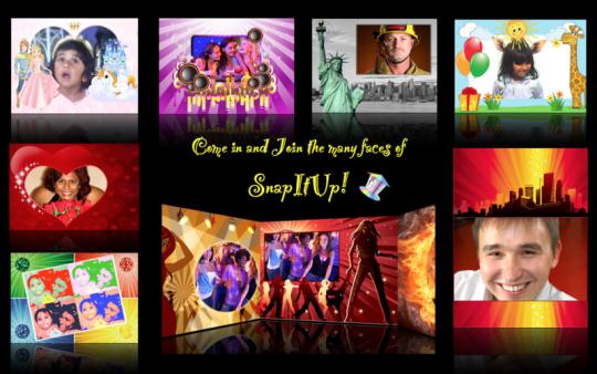 SnapItUp Mac Photobooth