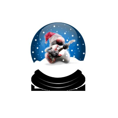 SnowGlobeCountdown