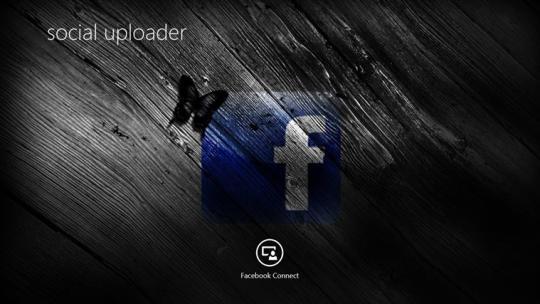 Social Uploader for Windows 8