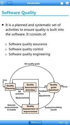 Software Quality Engineering by WAGmob